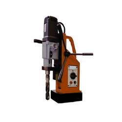 Cub Broach Magnetic Drilling Machine