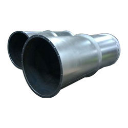 Industrial Fabric Air Duct