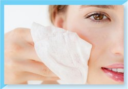 Face Wipes (Dry Cosmetic)