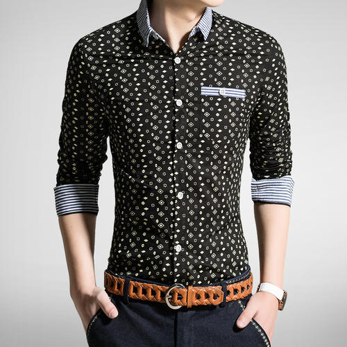 Mens Designer Printed Shirts at Rs 300 /piece | Mens Printed Shirt ...