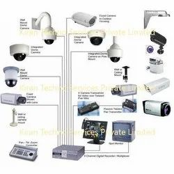 Wireless CCTV Camera For Indoor & Outdoor