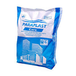 Para Plast Care Wall Putty 20Kg, Packaging Type: Plastic Bag, Packing Size: 20 Kg