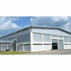 Industrial Projects Factory Construction Service