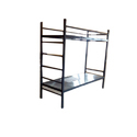 Stainless Steel Bunker Cot Bed