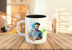 Personalized Two-Tone Full Color Sublimated Mugs