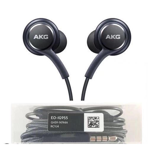 AKG Black Mobile Earphone