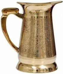 Metal Water Jug For Hold And Serve Liquids