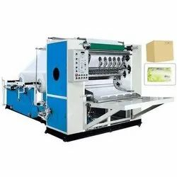 Semi-Automatic Tissue Paper Making Machine