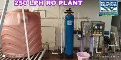 RO Plant 250 LPH
