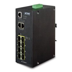 IGS-10080MFT Industrial Managed Switch
