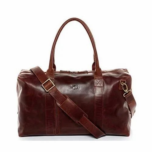 DB02 - Cow Nappa Leather Travel Bag