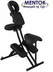 Tattoo Cum Back Massage Chair