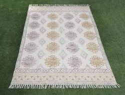100% Cotton Made Rugs