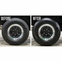 Tire Shine Gel