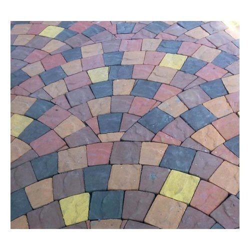 Colored Floor Paver Blocks