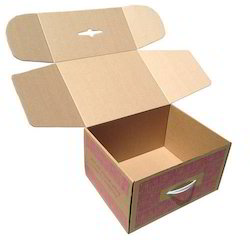 5-12 Kg Die Cut Corrugated Box, For Packaging, Rectangle,Square