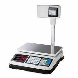 Vegetable Weighing Machine