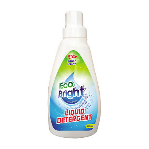 Eco Bright 500 Ml Liquid Detergent