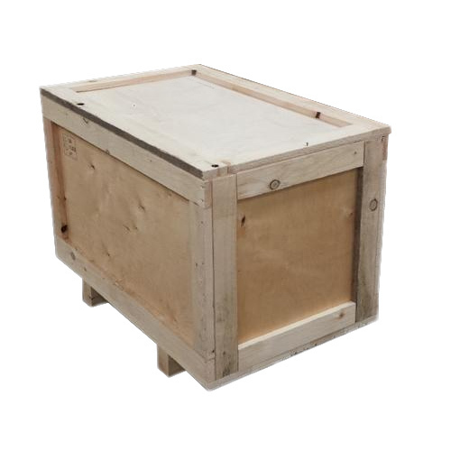Machinery Packaging Wooden Boxes