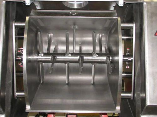 Horizontal Biscuit Dough Mixer Capacity 100 And 200 Kg
