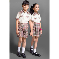 Kids School Uniform (Woven)