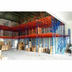 Modular Mezzanines Storage Rack