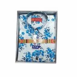 Kids Cotton Party Wear Shirt