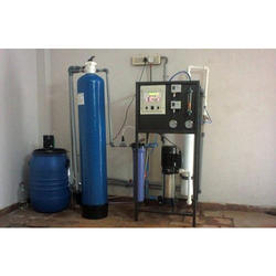 100 LPH Reverse Osmosis Plant