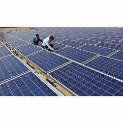 On Grid Solar Panel Installation Service