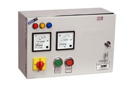 DOL Submersible Pump Panel - MaK-1 Three Phase (Gold)