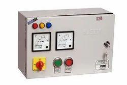 DOL Submersible Pump Panel - MaK-1 Three Phase (Gold), 440V