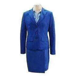 Poly Cotton Gender: Women Ladies Corporate Uniform