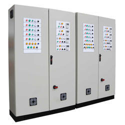 Stainless Steel Three Phase Control Panel Board Repair Service