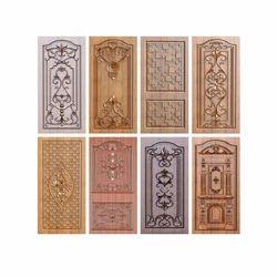 Own Wood Wooden Carving Door 30mm