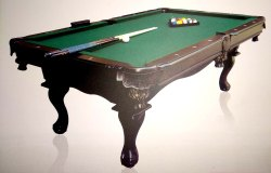 PowerGlide Pool Table Deluxe (57813)