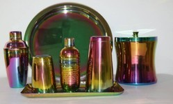 Bar Set Rainbow PVD Coating Service