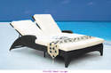 Outdoor Pool Side Lounger