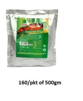 Knorr knor Tomato Soup 500gm, Packaging Type: Packet