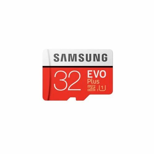Samsung Micro SD Cards 32 GB CLASS10, Size: MicroSD
