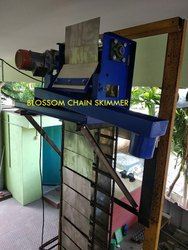SS Chain type Oil Skimmer