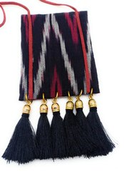 FJ011 Fabric Jewelry