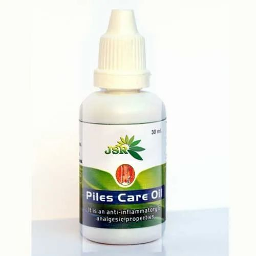 Piles Care Oil