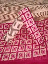 Cotton Geometrical Suit Set