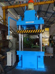 75 Ton Hydraulic Press
