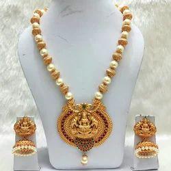 Matt Gold Necklace Sets