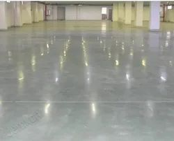 Liquid Concrete Densifier Flooring Service, For Industrial