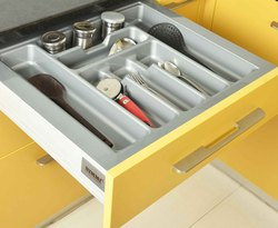 900mm 304 SS Cutlery Box