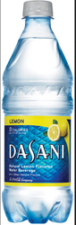 Dasani Natural Lemon Flavored Water