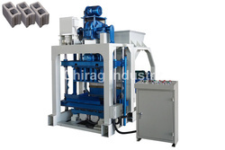 Semi Automatic Hollow Block Plant