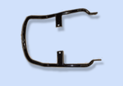 Handle For Pillion Rider For Tvs Xl Super